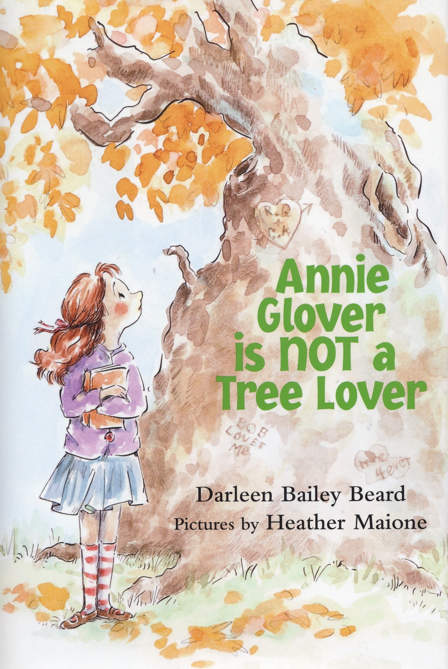 Tree Lover Cover